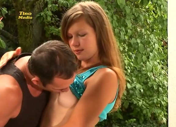 Cute very young-looking teenage baby exploited. MUST SEE!