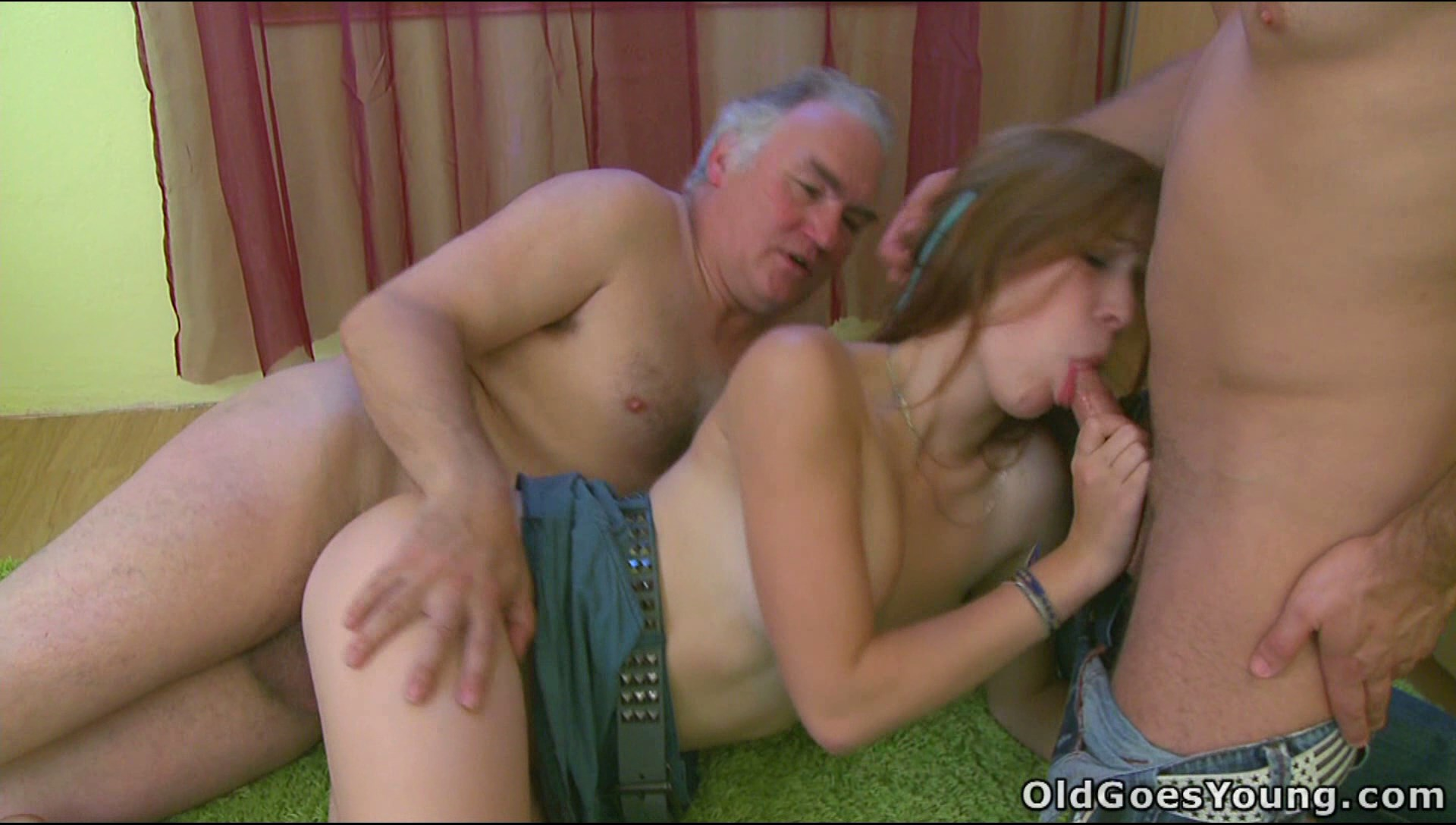 Little russian cutie fucked by old guy. EPIC CLIP!