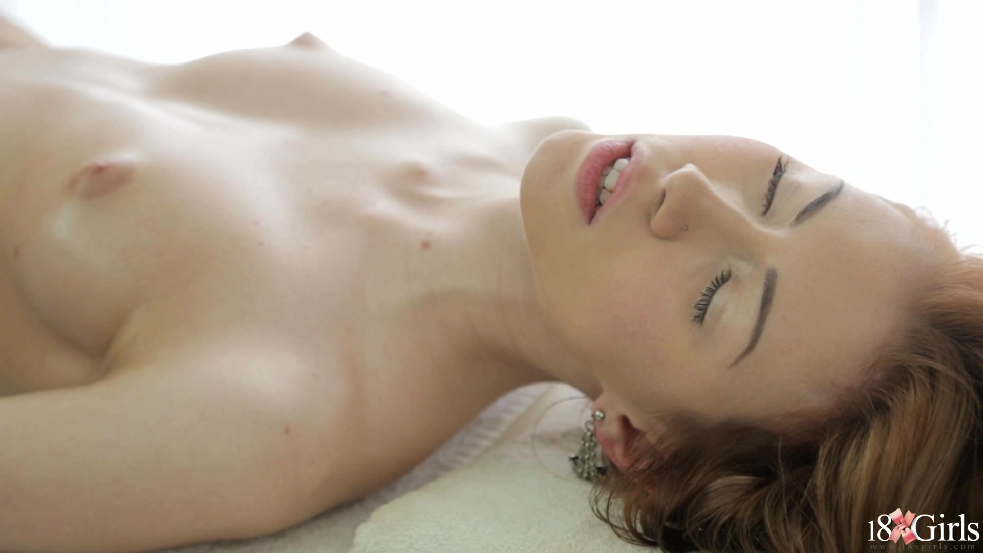 This is why she like massage so much. MUST SEE!
