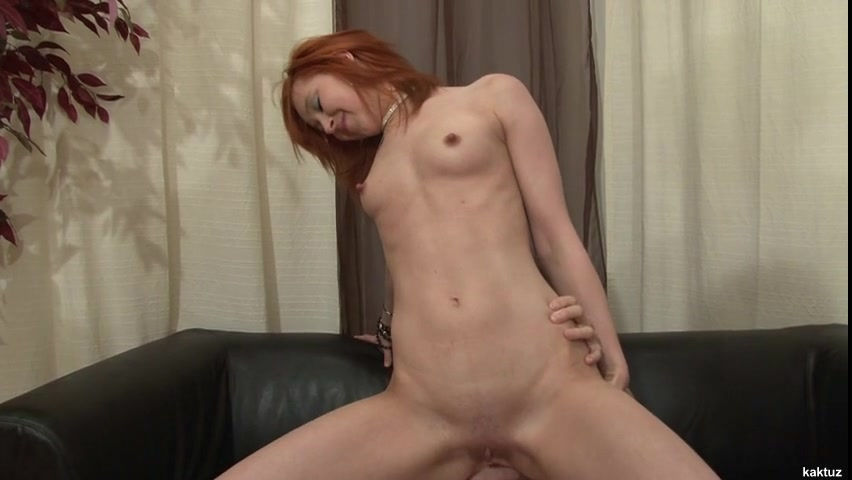 Talented 18 y.o. redheaded chick porn debut.