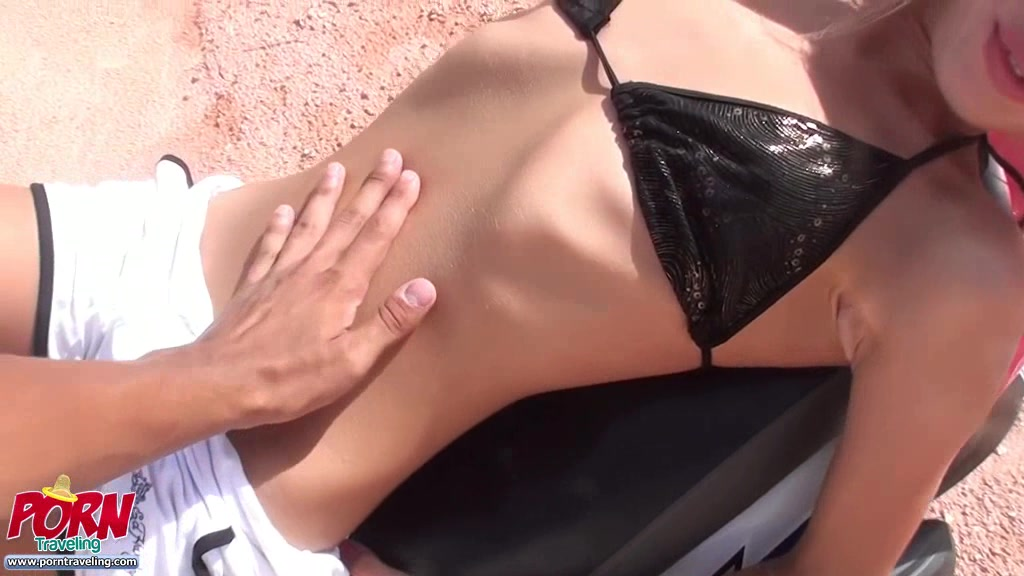 Great outdoor session with little Tiffany. MUST SEE!