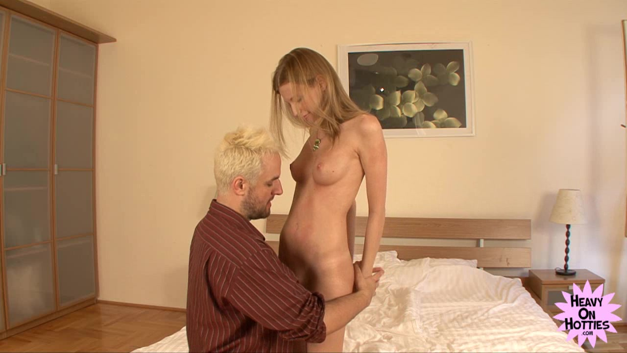 Skinny doll with amazing boobs fucked hard. MUST SEE!