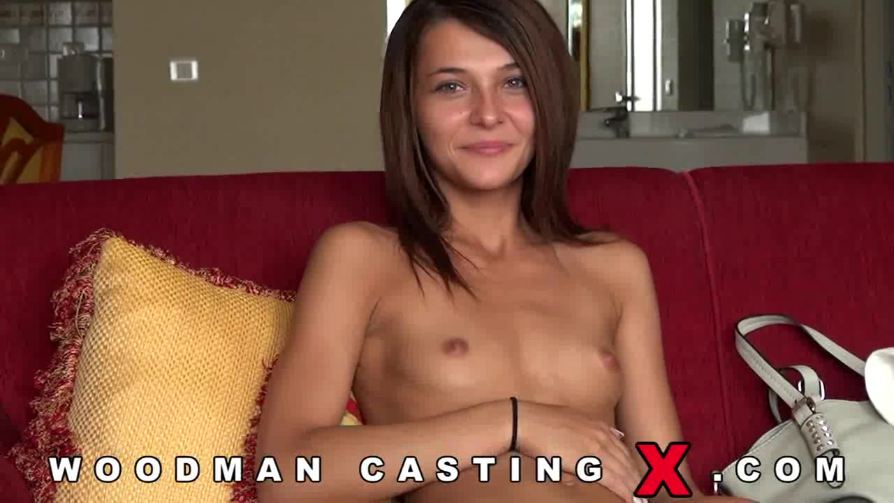 Sweet shy skinny perfection on audition