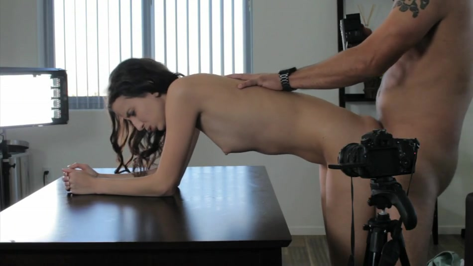 Adorable teenage fucktoy penetrated on audition. AMAZING scene!