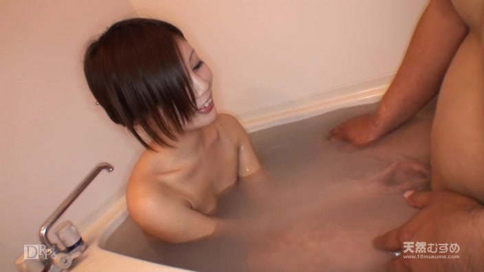 Beautiful tiny barely legal japanese 18 y.o. exploited by lucky guy. EPIC!