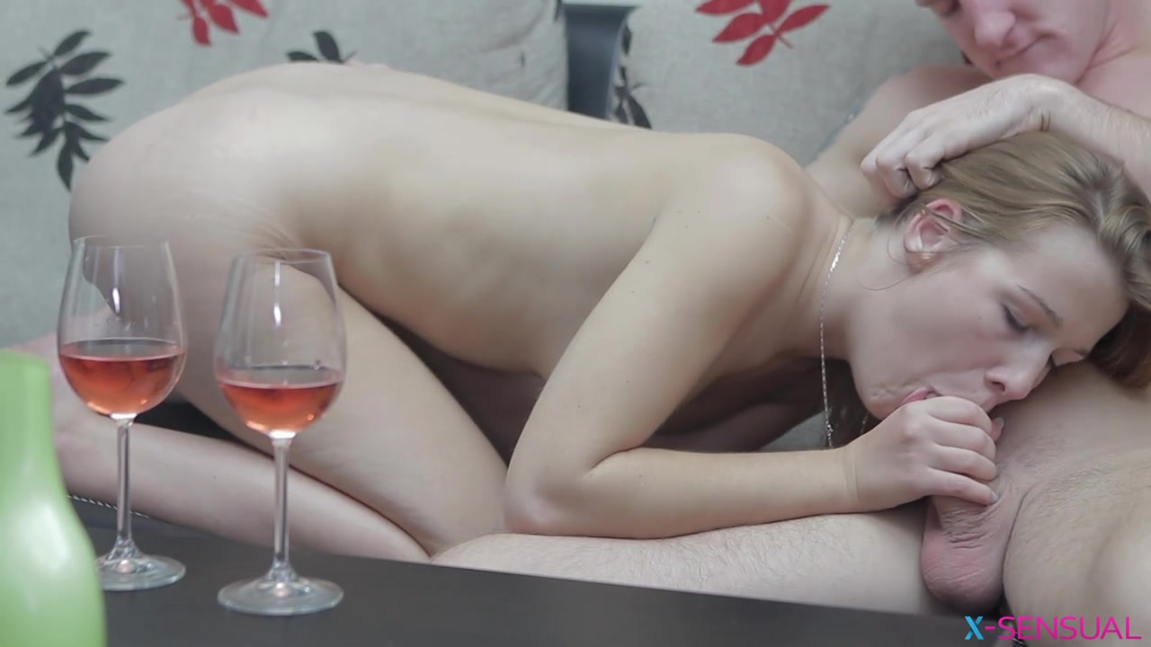 Young couple hot fuck