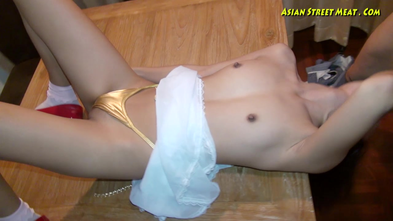 Fantastic thai doll fucked hard