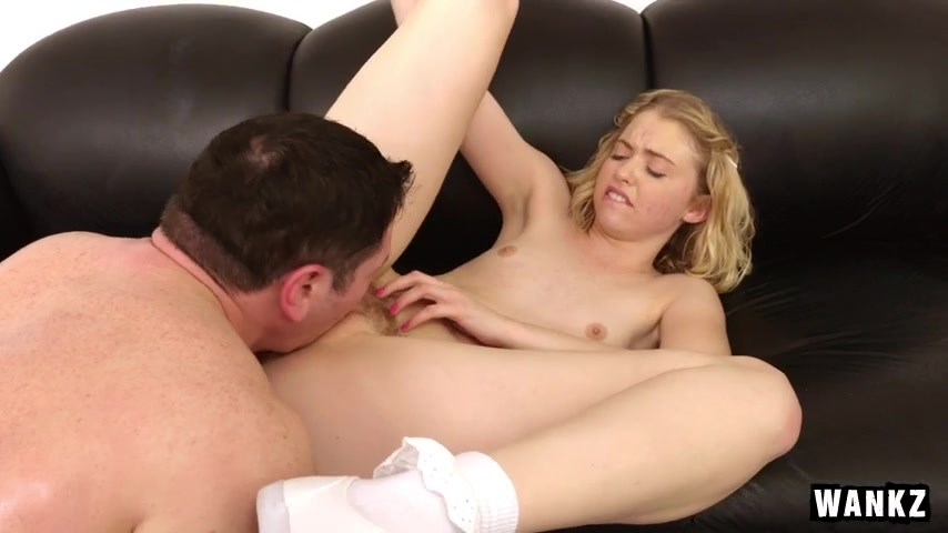 Poor Teen Chloe Couture Gets Pounded By a Mad Man