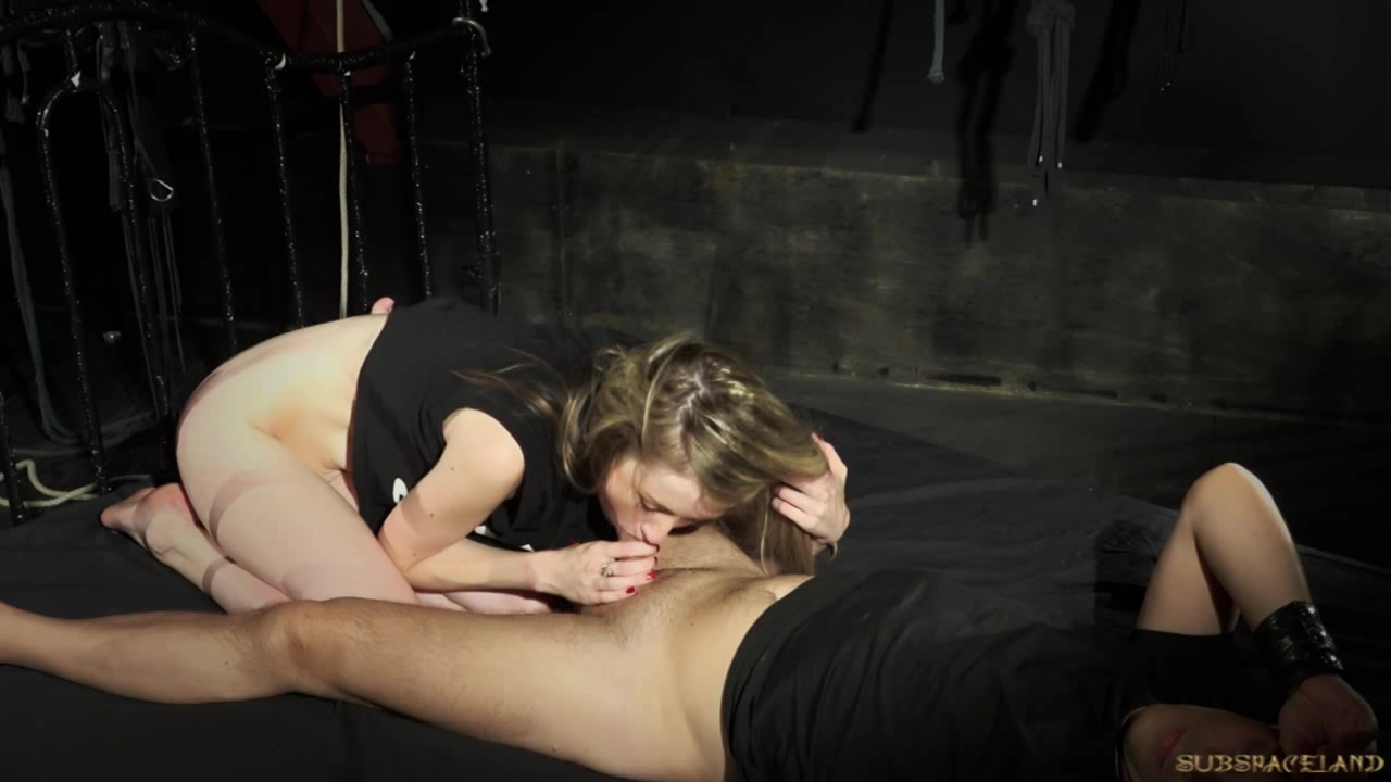 Submissive tight pussy