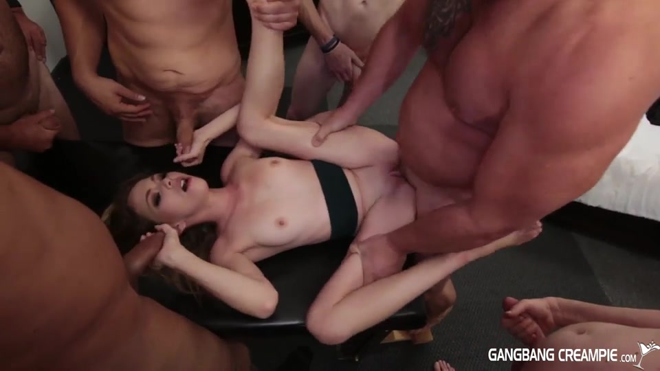 [GangbangCreampie] Angel Smalls - Gangbang Creampie 88 (09.12.2016) rq.mp4