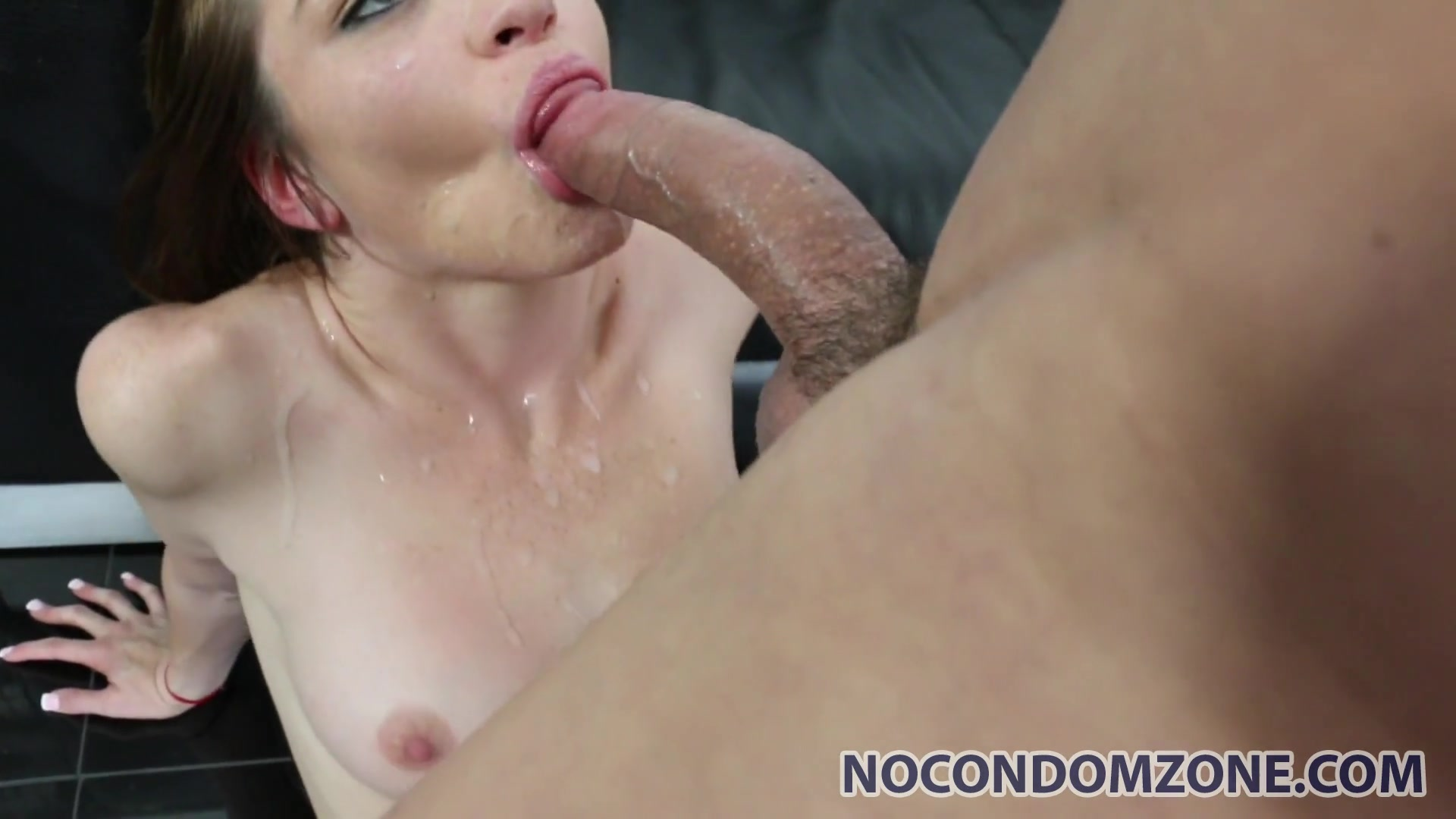 Emma Stoned - No Condom Zone