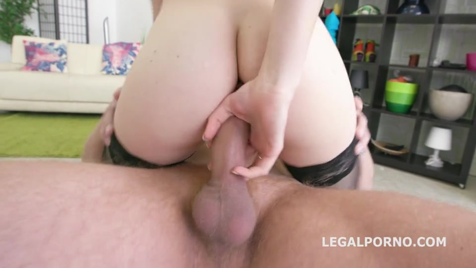 Tera Link - Dap Destination Tera Link first Dap with Dp /Great Gapes /multiple facial. She needs more training, but she is there