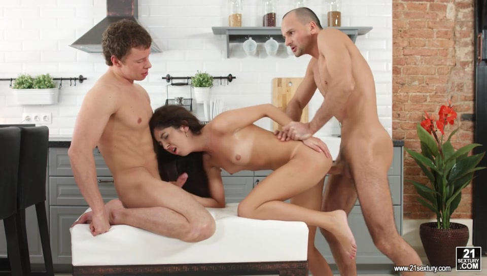 Katty West, Andrew Marshall, Joe Tee - Peeping Joe Threesome