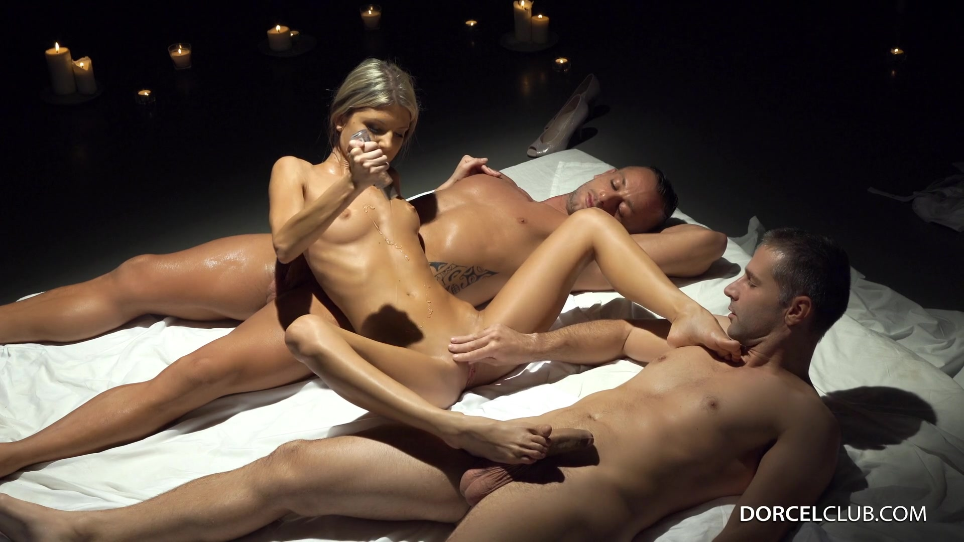 Gina Gerson - Gina, the naughty masseur