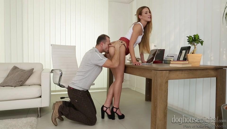 Alexis Crystal - Caught in the act