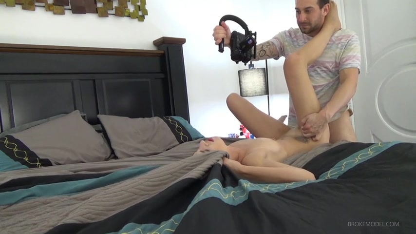 Megan - Gets her asshole fucked for the first time!