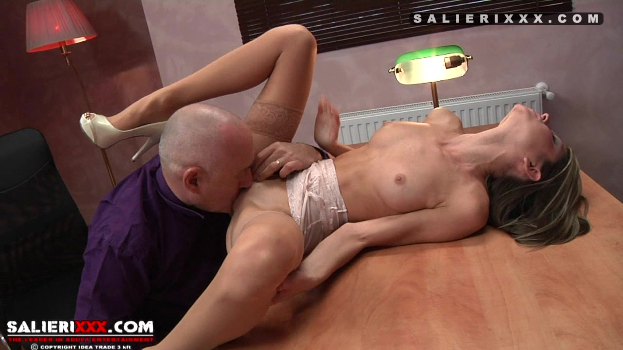 Gina Gerson - Nasty meetings 5