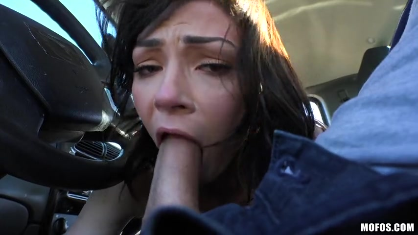 Jessica Rex - Lost Spinner Fucks in Truck Bed