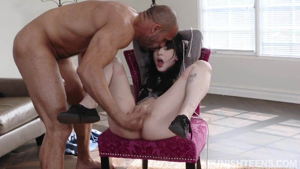 Charlotte Sartre - An Overdue Anal Payment