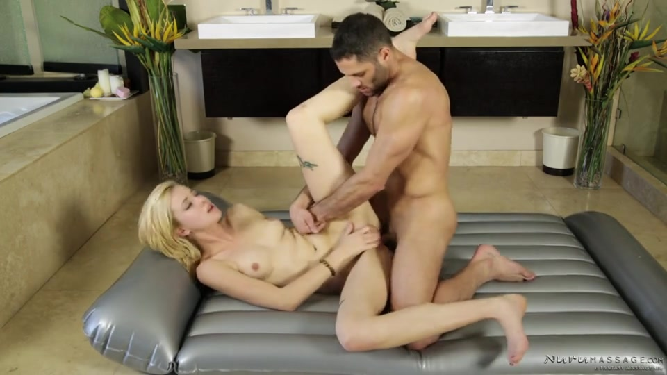 Haley Reed, Damon Dice - Soapy Massage