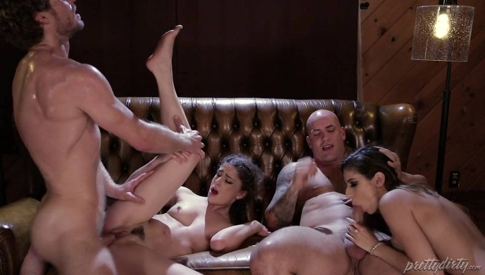 Nina North, Kristen Scott, Michael Vegas, Derrick Pierce - Indirect Relations