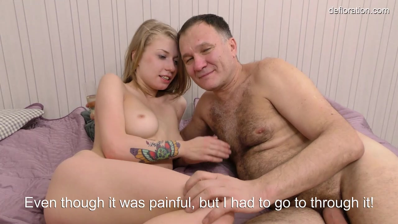 Gwyneth Petrova - Losing of Virginity