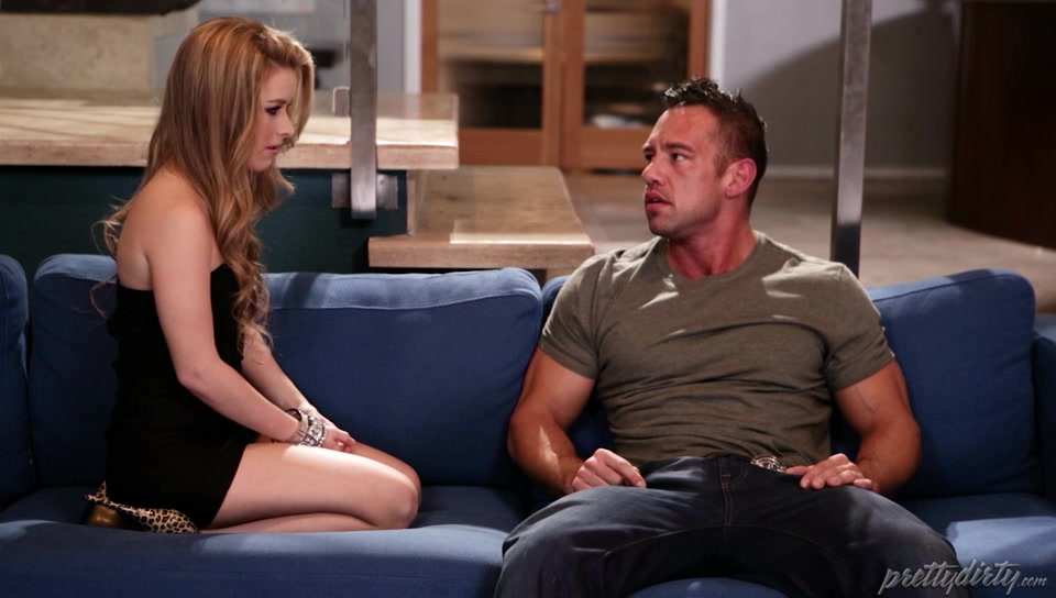 Lilly Ford, Johnny Castle - Caught Hooking