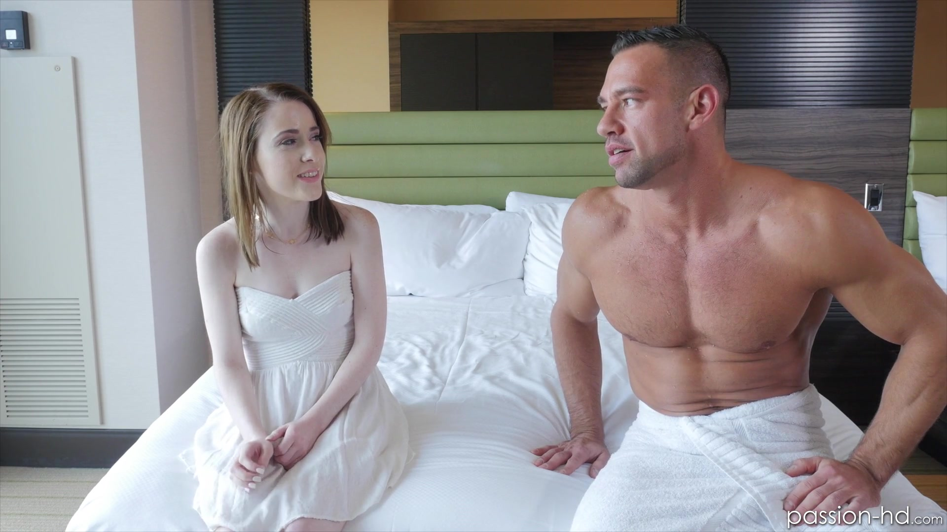 Alice Merchesi - Step-Sister Creampie