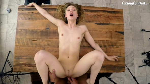 Ivy Wolfe - Casting Couch X