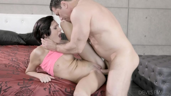 Cadey Mercury - I Caught My Daughter Fucking My Boyfriend 3, Scene 1
