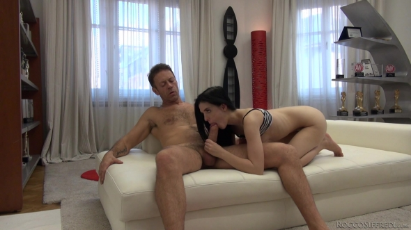 Anie Darling - Roccos Intimate Castings 9, Scene 2