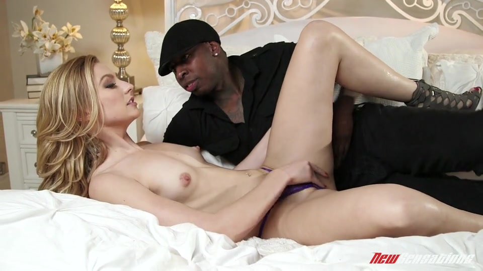 Alexa Grace - A Very Exciting Black Surprise For Alexa