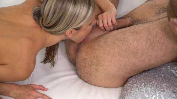 Gina Gerson - Rimming Memories Ep1 - The First Rimjob