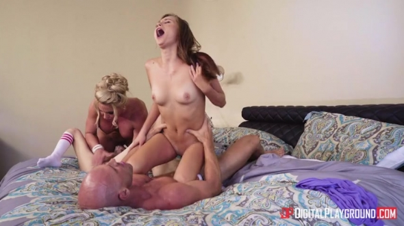 Carolina Sweets, Phoenix Marie, Piper Perri - My Best Friends Parents