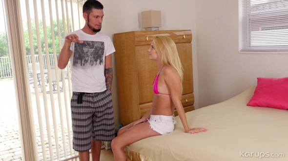 Riley Star - Step Brother Surprise