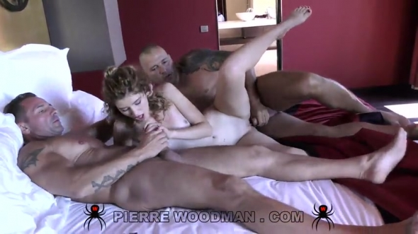 Candice Demellza - Hard - My meeting with 3 men