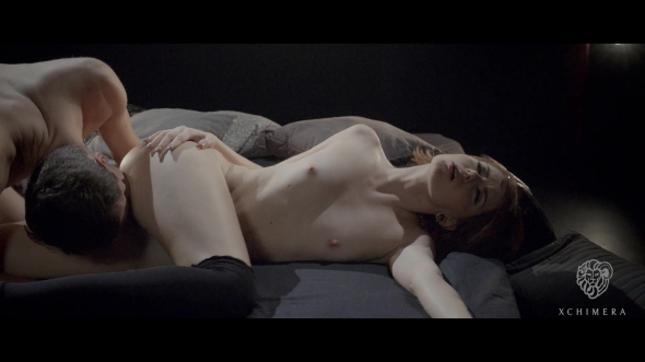 Anny Swix - Highly erotic fantasy fuck with stunning Slovakian redhead Anny Swix