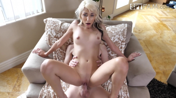 Hime Marie - Slutty Step Sister Caught Sneaking In By Step Bro