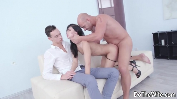 Nicol Black - Watch Me Fuck Your Wifes Ass