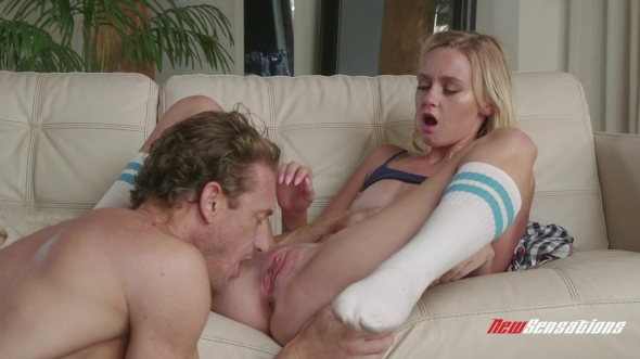 Kenzie Kai - Teen Kenzie Loves Fucking Daddy