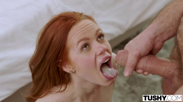 Ella Hughes - Out Of Town Anal
