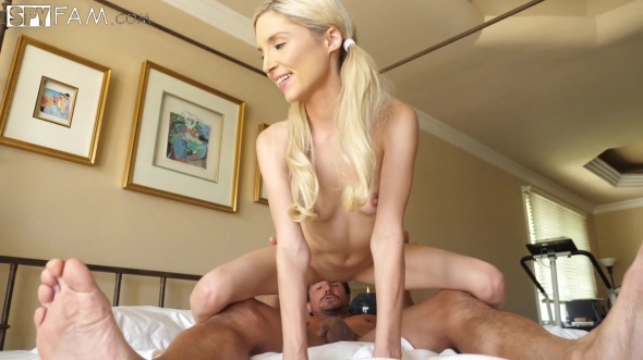 Piper Perri - StepDaughter Caught Stealing Mothers Dildo
