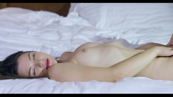 Haily Sanders - With Haily In Bed