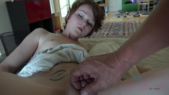 Lucy Valentine - Fresh and young Lucy Valentine comes to fuck you