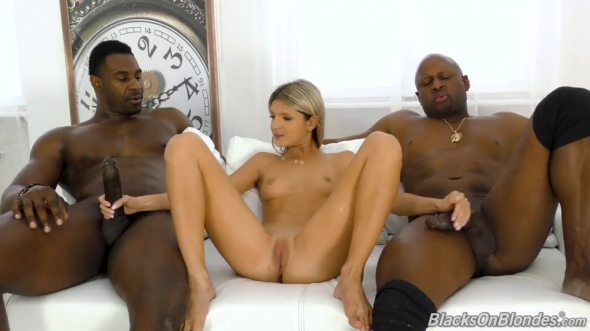Gina Gerson - Blacks On Blondes
