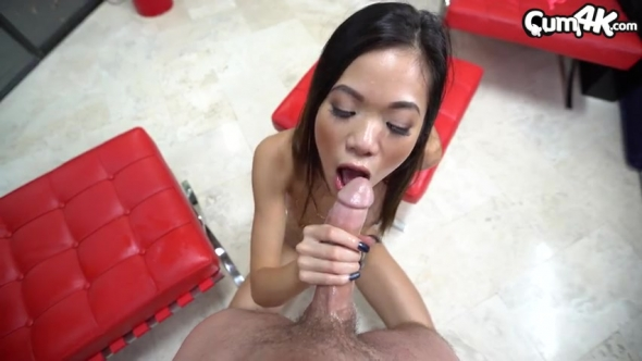 Vina Sky - Dripping Asian Pussy