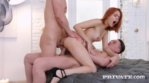 Michelle Carr - Horny Teen Loves DP