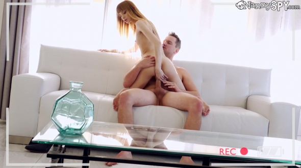 Chanel Shortcake - Horny Vase Breaking Nanny s Lies