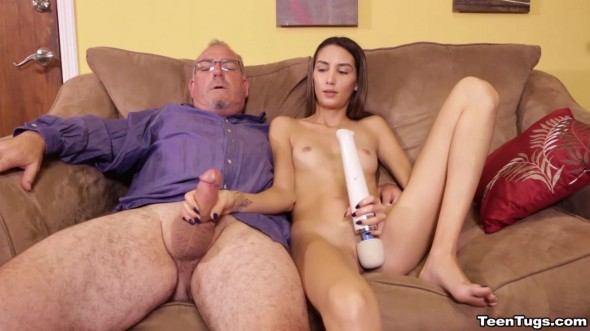 Natalia Nix - My Step Dads a Jerk