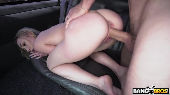 Athena May - A Porn Star Is Born